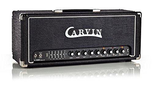 Carvin Audio X100B 100W Tube 2 Channel Guitar Amplifier Head