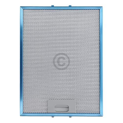 DL-pro Filtro de grasa metálico para campana extractora AEG Electrolux Zanussi 5029300900/2 50293009002