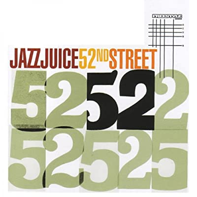 52nd Street from Freestyle Records
