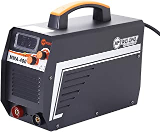 XMAGG® Máquina de Soldar Soldador de Arco Portátil Inversor DC Soldadora Inverter Adecuada 220V Portátil