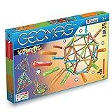 Geomag, Classic Confetti, 354, Magnetkonstruktionen und Lernspiele, Konstruktionsspielzeug, 127-teilig