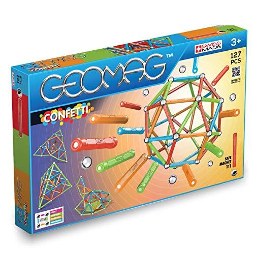 Geomag Confetti (127 Piezas)