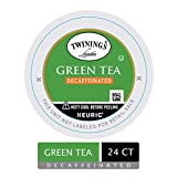 Twinings of London Decaffeinated Green Tea K-Cups for Keurig, 24 Count