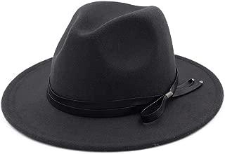 XinLin Du Crazy Jazzhat Unisex Suede Wide Brim Spring Felt Fedoras Hats Women Vintage Wide Brim Floppy Chapeau Femme Pnama Hat