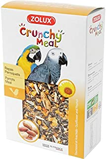 Zolux Crunchy Meal Parrot - 600 gm