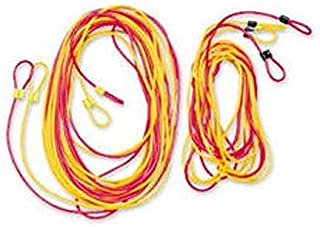 US Games Double Dutch Ropes, 16-Foot (One-Pair)