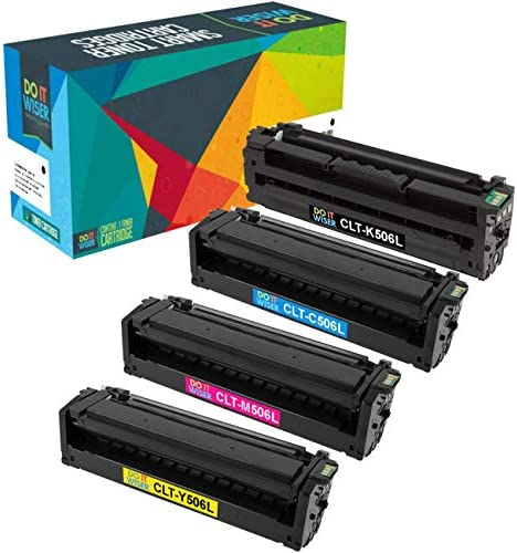 Do it Wiser Compatible Toner Cartridge Replacement for Samsung CLP 680 CLP 680ND CLP 680DW CLX product image