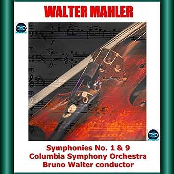Mahler: Symphonies No. 1 & 9