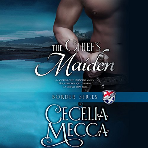 The Chief's Maiden audiobook cover art