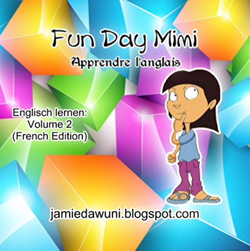 Fun Day Mimi [French Edition] audiobook cover art