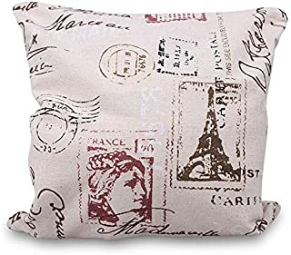 case for blackberry curve 8520 - Fashion Linen Pillow Case Home Patterns Printed Decorative Pillowcase 10 Patterns Home Accessory Pillow Cover 43x43cm (Green)