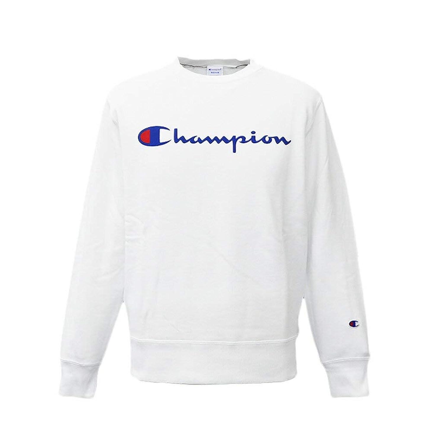 ファンドスマート直径チャンピオン スウェットシャツ メンズ 上 Champion クルーネック トレーナー