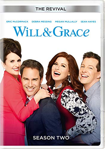 Will & Grace (Revival): Season Two (2 Dvd) [Edizione: Stati Uniti]