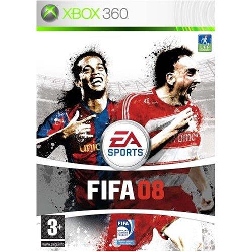 Microsoft - Fifa 08 - classics Occasion [ Xbox 360 ] - 5030931064074