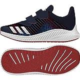 Adidas Fortarun CF K, Zapatillas de Deporte Unisex niño, Azul (Maruni/Ftwbla/Roalre 000), 37 1/3 EU