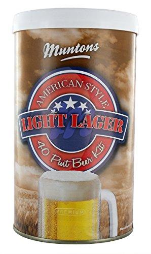 Kit Cerveza American Light