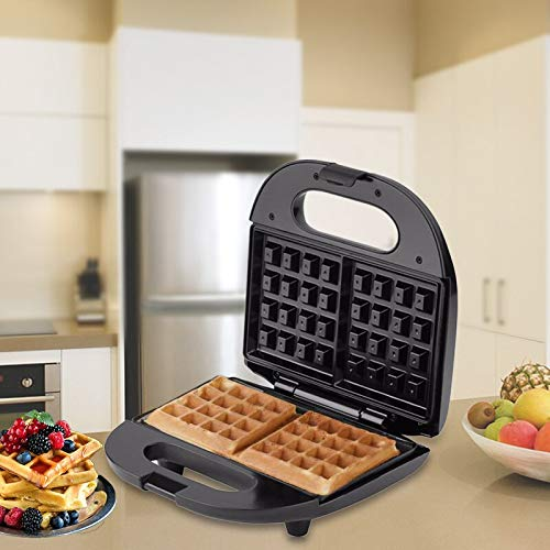 Best Prices! Electric Waffle Maker Multifunctional Electric Iron Machine Muffin Cake Bubble Waffle M...