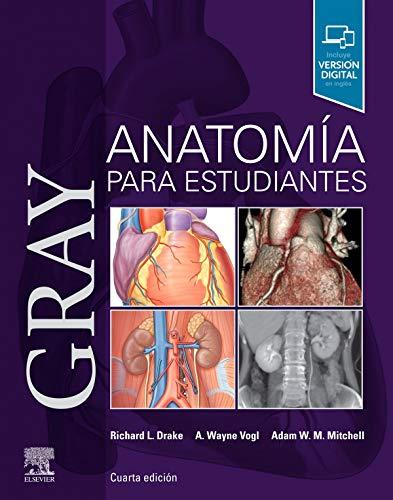 Gray. Anatomía para estudiantes (4ª ed.)