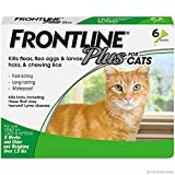 Frontline Plus for Cats Flea Treatment