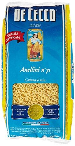 De Cecco Pasta 500 Anellini