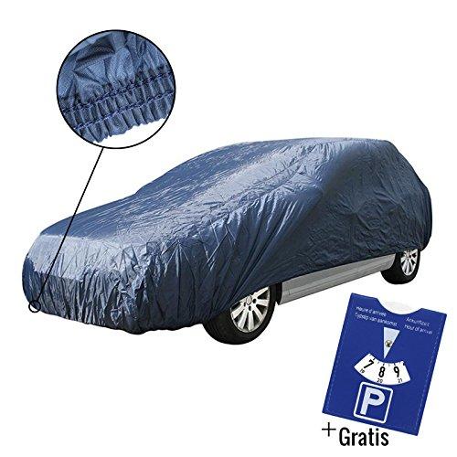 PRO PLUS Ganzgarage M für Kleinwagen Winter geeignet 432x165x119cm Set