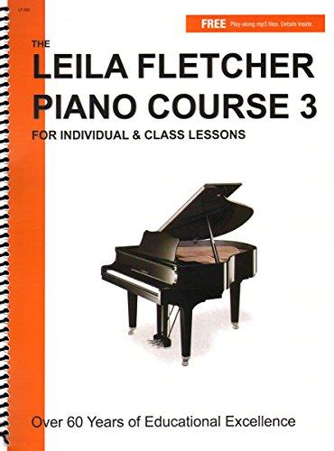 LF003 - The Leila Fletcher Piano Course - Book 3