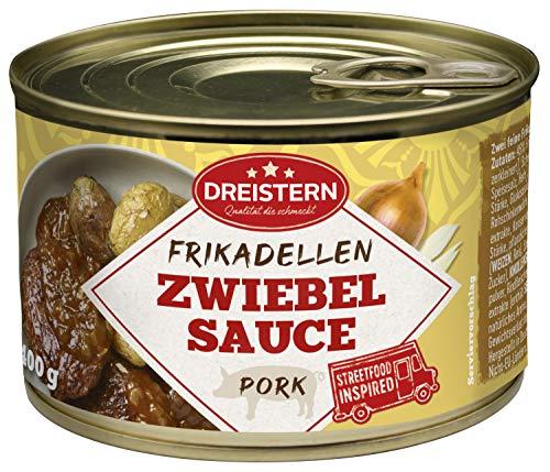 DREISTERN, Frikadellen in Zwiebelsauce g, 400 g