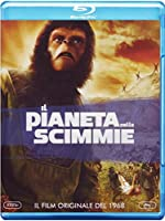 Il Pianeta Delle Scimmie (1968) [Italian Edition]