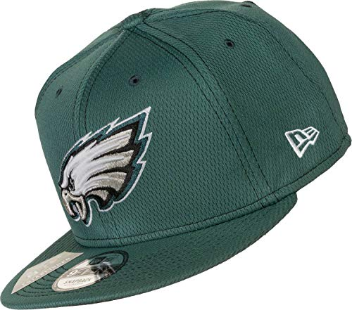 New Era 9Fifty Philadelphia Eagles Cap grün S/M