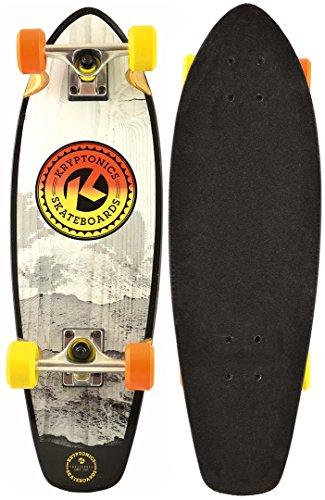Kryptonics California Series Skateboard, California Series, mehrfarbig (3), 27