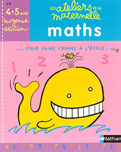 ATELIERS MATERNELLE MATHS MS