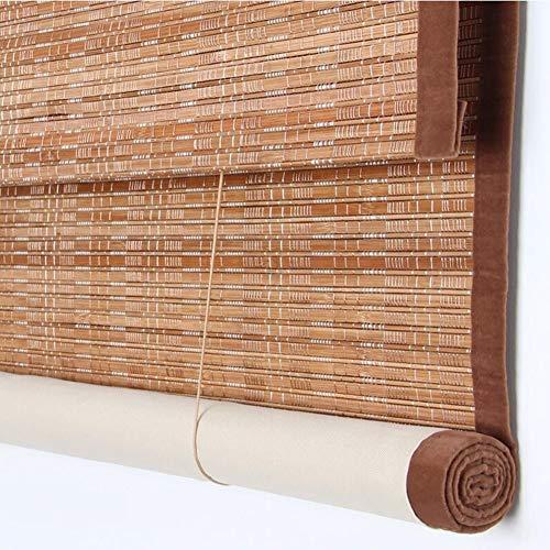 DALL Bamboe decoratieve rolgordijnen voor binnen/buiten, roll up Shading Shade, aanpasbare gordijnen