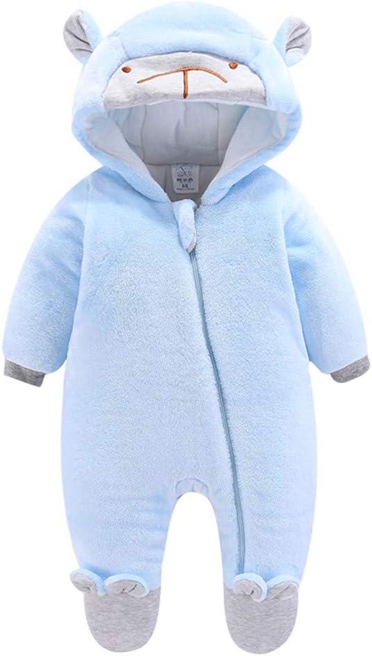 0-24M Baby-Body Fuchs Pyjam Rei/ßverschluss Jumpsuit Sayla Baby Strampler Babykleidung Winter 59//66//73//80//90 Baby-Jungen Schlafstrampler Baby Neugeborenes Schlafanzug Spielanzug