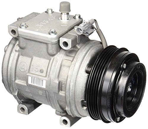 Denso 471-1222 New Compressor with Clutch