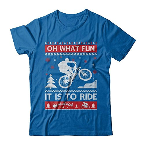 Christmas Sweaters Men's's Bicycle