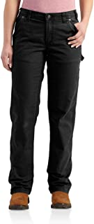 CARHARTT Women's Original Fit Crawford Pant, Yukon, 10