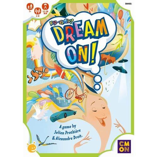 ドリームオン!(DREAM ON!)日本語版/ケンビル/