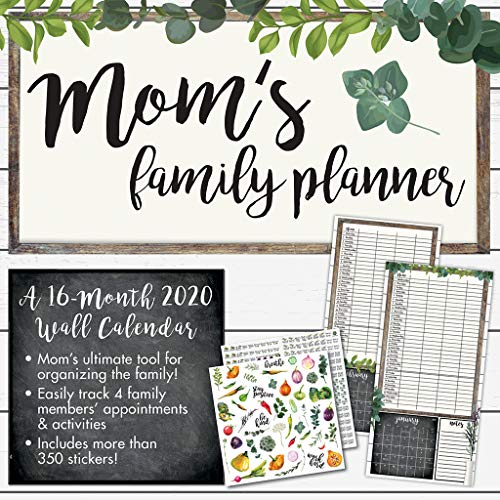 Cal-2020 Mom's Family Planner Wall