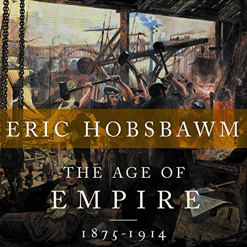 The Age of Empire audiobook cover art