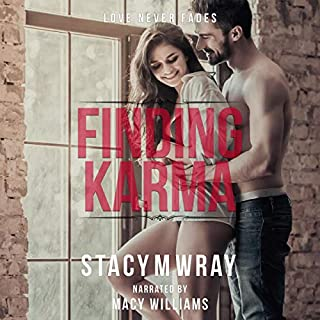 Finding Karma audiobook cover art