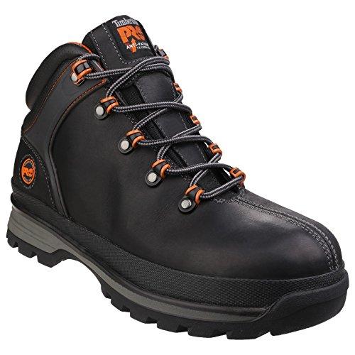 Timberland Pro Mens Splitrock XT Lace-up Safety Boot Black Size UK 4 EU 37