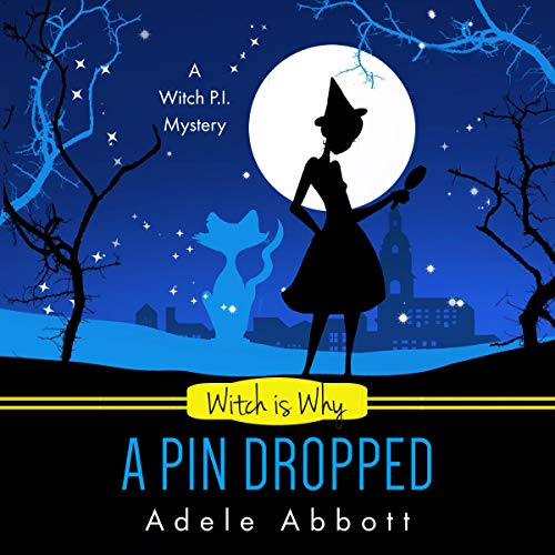 Witch Is Why a Pin Dropped cover art