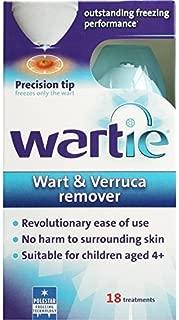 Wartie Wart & Verruca Remover - by Wartie by Wartie