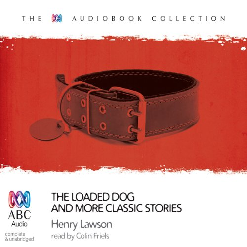 The Loaded Dog audiobook cover art