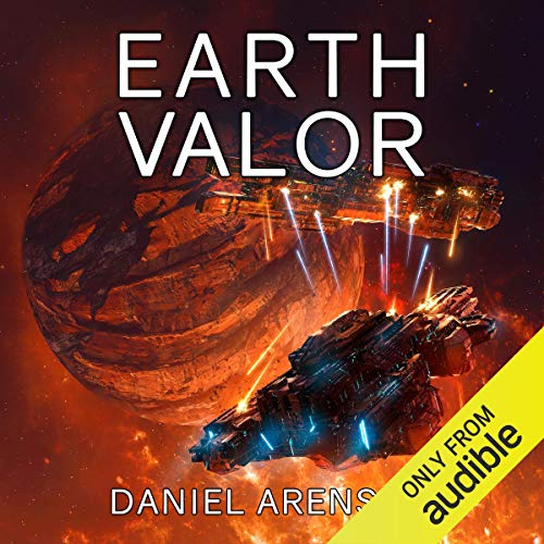 Page de couverture de Earth Valor