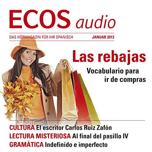 ECOS Audio - Las rebajas. 1/2013 Titelbild