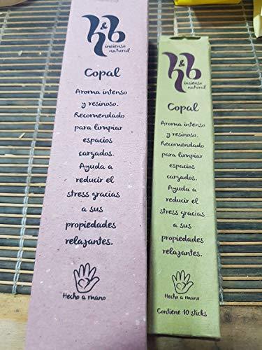 Incienso Natural H&B Copal 15g