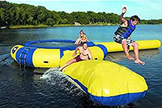 Foammaker Inflatable Water Catapult blob for Water Park (only blob) (Yellow)
