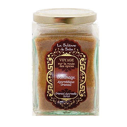 Gommage aux Noyaux d'Abricots - Ayurvédique - La Sultane de Saba