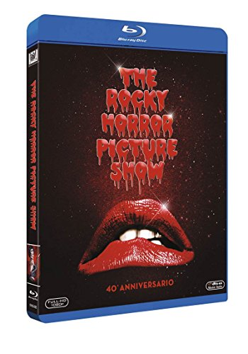 The Rocky Horror Picture Show [Blu-ray] [IT Import]